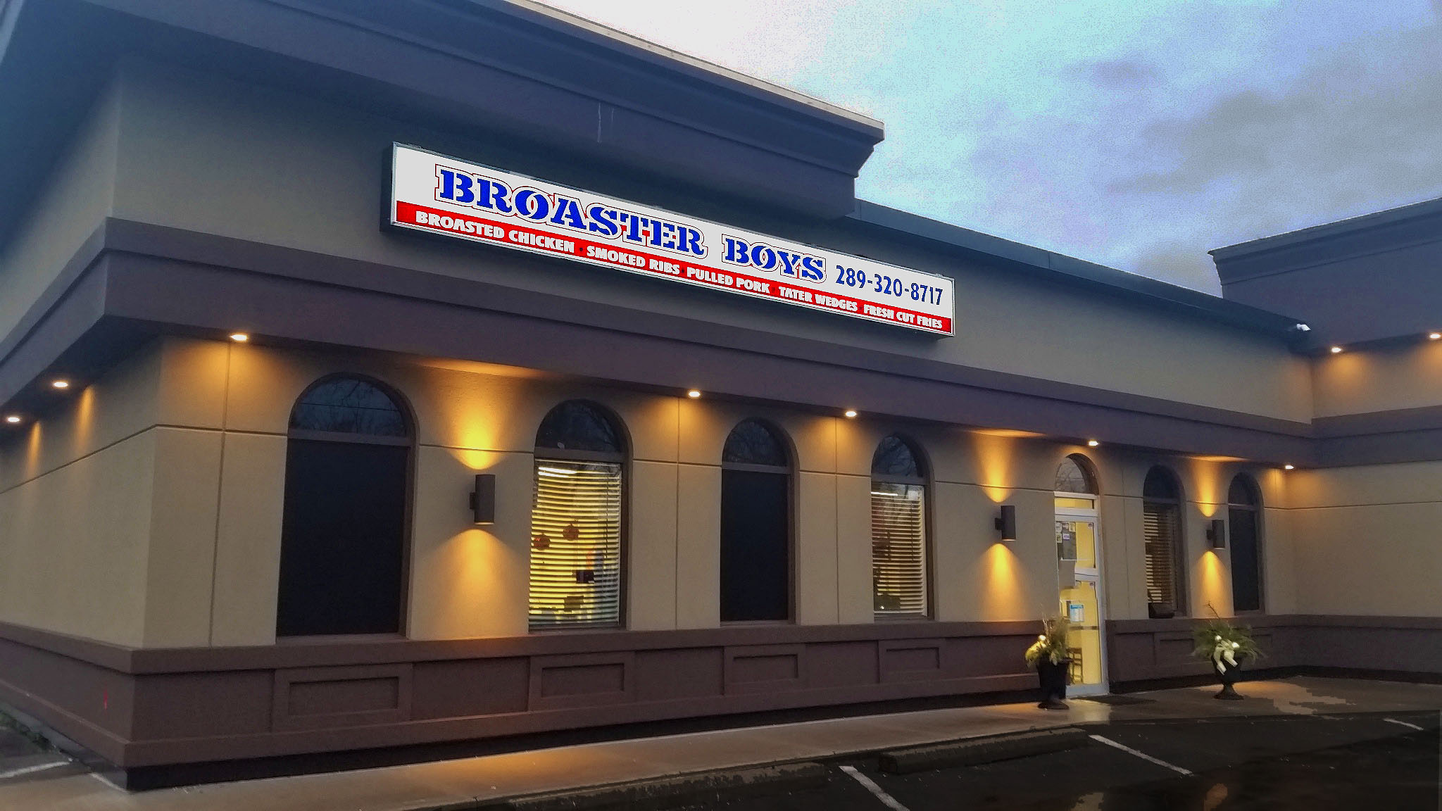 Broaster Boys Chicken and Smoke House